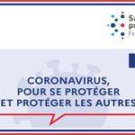 Fermeture provisoire du centre en prévention du COVID-19